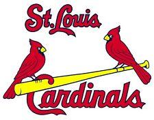 St. Louis Cardinals # 10 - 8 x 10 - T Shirt Iron On Transfer
