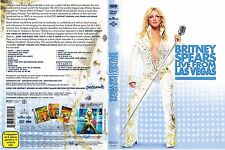 BRITNEY SPEARS - Live From Las Vegas -  1 DVD - 2002
