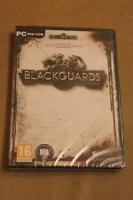 Blackguards (PC) Polish New Sealed Polska