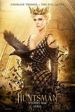 The Huntsman Winters War Movie Poster (24x36) - Emily Blunt, Charlize Theron v1