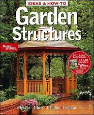 Ideas & How-To: Garden Structures Better Homes and Gardens Better Homes and G