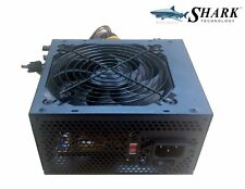 600W Black 120mm Fan Gaming ATX12V PCIe Replacement Computer PC Power Suppl