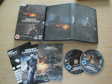 Enemy Territory: Quake Wars - Limited Collector's Edition (Windows PC, 2007)