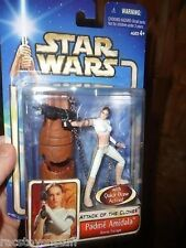 STAR WARS PADME AMIDALA AOTC ARENA ESCAPE 1ST DAY RELEASE MOC