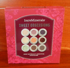 Bare Escentuals SWEET OBSESSIONS 9 Piece New Kit