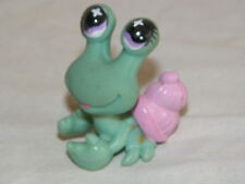 LITTLE   PETSHOP PET SHOP figurine bigorneau vert rose