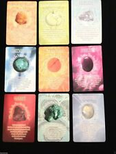 MESSAGES FROM MOTHER EARTH CARD DECK CRYSTAL HEALING ORACLE NEW AGE DIVINATION