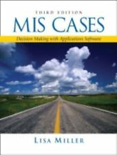 MIS Cases: Decision Making with Application Software (3rd Edition)