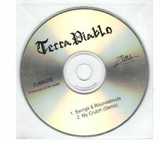 (GR926) Terra Diablo, Swings & Roundabouts - DJ CD