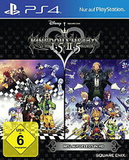 Kingdom Hearts HD 1.5 & 2.5 Remix (Sony Playstation 4, 2017) l'ordinazione preventiva