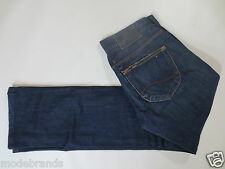 Jeans LEE women Stretchjeans LYNN straight 27 ca L30 dark blue used TIP TOP/M171