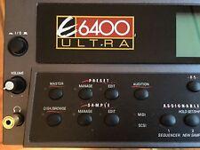 Emu E6400 ULTRA Sampler Classic.