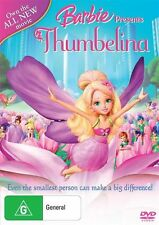 Barbie: Thumbelina - Conrad Helten DVD NEW