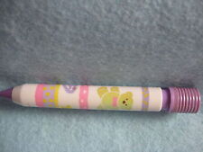 Sanrio JF (Just For Fun) Mechanical Pencil w/Stamp Heart Vintage NEW 1986 NOS