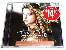 cd-album, Taylor Swift - Fearless Special Edition, 17 Tracks, Australia