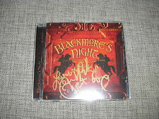 BLACKMORE'S NIGHT - A KNIGHT IN YORK - HAND SIGNED / AUTOGRAPHED ALBUM   UNIQUE