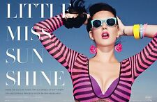 Katy Perry 7pg + cover ROLLING STONE magazine feature, clippings