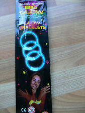 Glow In The Dark Bracelet Party Glow Stick Wrist