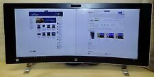"HP ENVY Curved All-in-One 34"" LCD Screen Computer i5 6400T 12GB 1TB 10 Pro UWQHD"