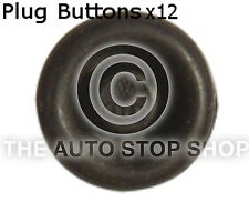 Fasteners Plug Buttons 14 A 15 MM VW Citygolf/EOS/Fox/Golf etc 10714vw 12 Pack