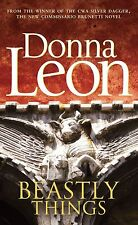 Leon, Donna - Beastly Things (Brunetti)