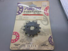 NOS Sunstar Steel Front Sprocket 13T Honda 93-09 TRX90 22313