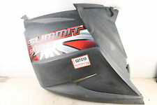 06 2006 Ski-doo Summit Rev 600 Sdi Left Side Panel / Cover