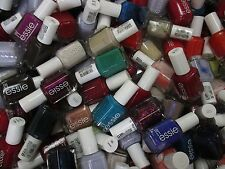 MIXED LOT ONE-HUNDRED ESSIE NAIL POLISH - ASSORTED COLORS -100 PIECES -  el 100