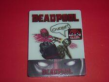 Deadpool Manta Lab Global #001 Lenticular Limited Steelbook Edition No. 086/500
