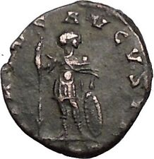CONSTANTINE II Junior with SHIELD & SPEAR 337AD RARE Ancient Roman Coin i55685
