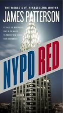 NYPD Red by James Patterson & Marshall Karp~2012 HCDJ~1st Edition/1st Printing