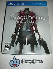 Bloodborne - Collector's Edition (Sony PlayStation 4 PS4, 2015) BRAND NEW, RARE!