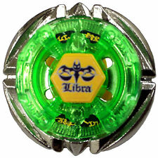 Flame LIBRA T125ES Metal Fusion 4D Beyblade BB-48 Children Gift Green