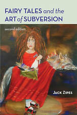 Fairy Tales and the Art of Subversion (Routledge Classics), Zipes, Jack Book The