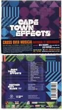 CAPE TOWN EFFECTS (CD+DVD Digipack) Ben Sharpa,Led Pipperz 2013 NEUF