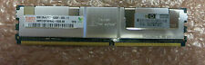 HP Original 8GB 2Rx4 PC2-5300F G5 DL380 DL360 DL580 398709-071 413015-B21 Memory