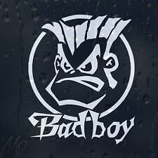Bad Boy Funny Rude Car Window Windscreen Body Panel Laptop Decal Vinyl Sticker