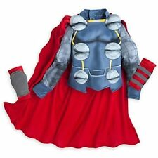 NEW Disney Marvel Avengers THOR Costume Play Set Gloves SIZE 5/6
