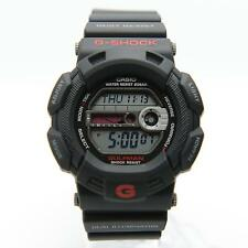 Casio G-Shock G-9100-1D Gulfman Black Resin World Time Digital Men's Sport Watch