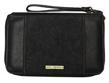 "NEW + TAG BILLABONG ""PROSPERITY"" LADIES / GIRLS CLUTCH LEATHER WALLET / PURSE"