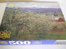 Mountain Hood Guild 500 Piece Puzzle--NEW
