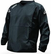 Acerbis Motocross Enduro atv mtb quad golf Atlantis Waterproof Jacket XL BLACK