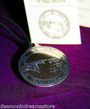 MAGICKAL TALISMAN OF THE MOON. Occult, Magic Amulet. Magick, Witchcraft. Dreams