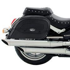SUZUKI C1800/ VLR1800 INTRUDER Saddle Bags & RIGID SUPPORT BRACKETS S0438/ W0056