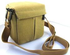 Canvas camera case bag for Nikon P520 P510 J1 J2 J3 V1 V2 V3 P500 L830