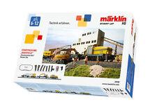 """Märklin H0 29183 Startpackung """"Baustelle"""""""
