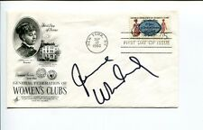 Joanne Woodward Long Hot Summer The Three Faces of Eve Signed Autograph FDC