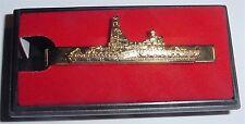Krawattennadel Krawattenspange Minenjagdboot MiJ-Boot Kulmbach-Klasse .....K3001