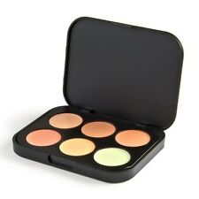 BH Cosmetics 6 Color Concealer & Corrector Palette - Light