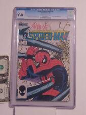 CGC 9.6 Web of Spiderman #4    Marvel Comics 7/85 0907940013